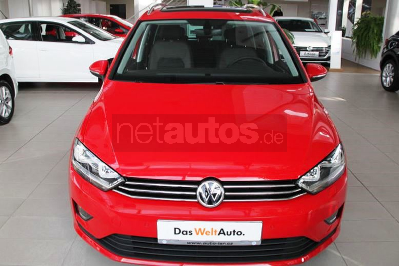 NetAutos Golf Sportsvan